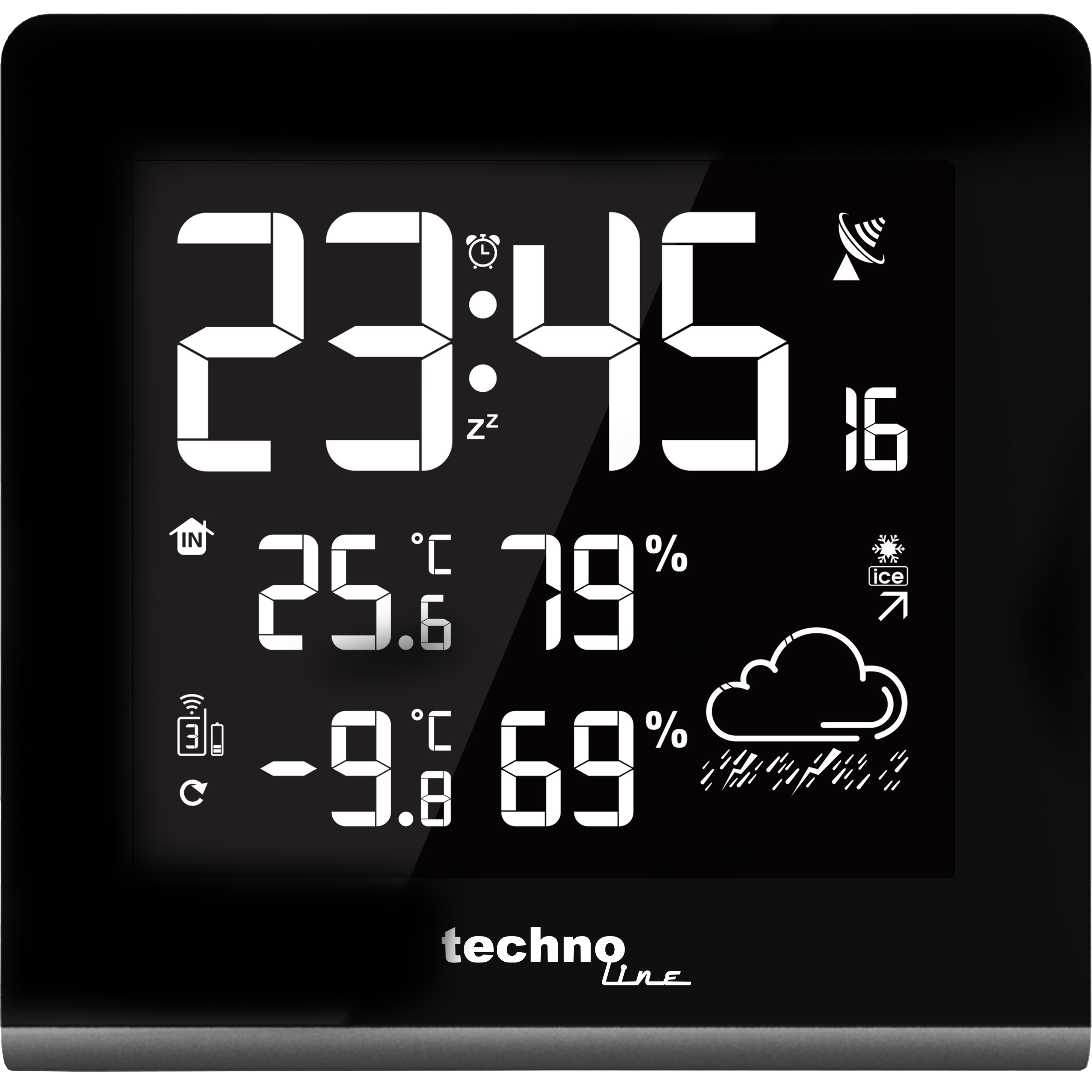 Welcome To Technotrade Import Export Gmbh Weather trend information in time range. technoline